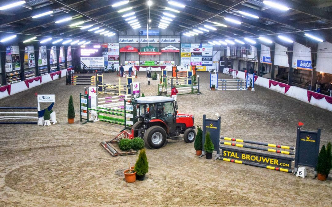 Stroomruiters Beilen maken zich op voor Indoor Hartje Drenthe