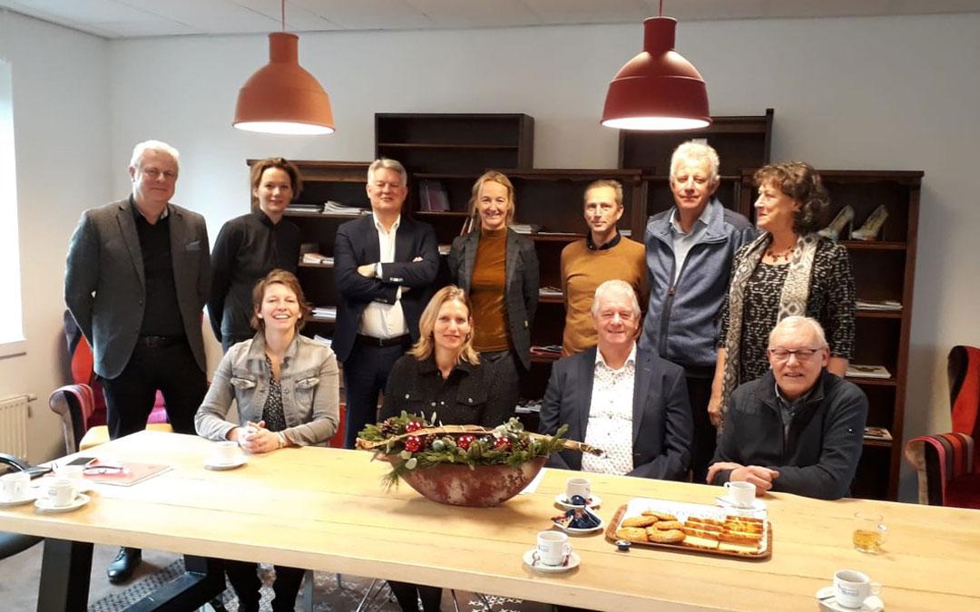 Intentieverklaring mogelijk hippisch opleidingscentrum HJC Manege Tolbert