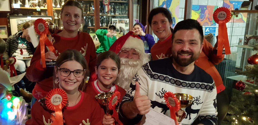 Moeder/dochter-team Schutjes/Van der Linden wint viertalwedstrijd