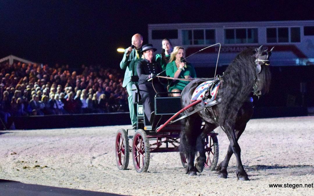 CH Eext onderzoekt nieuwe aflevering Patijn's Paarden Revue