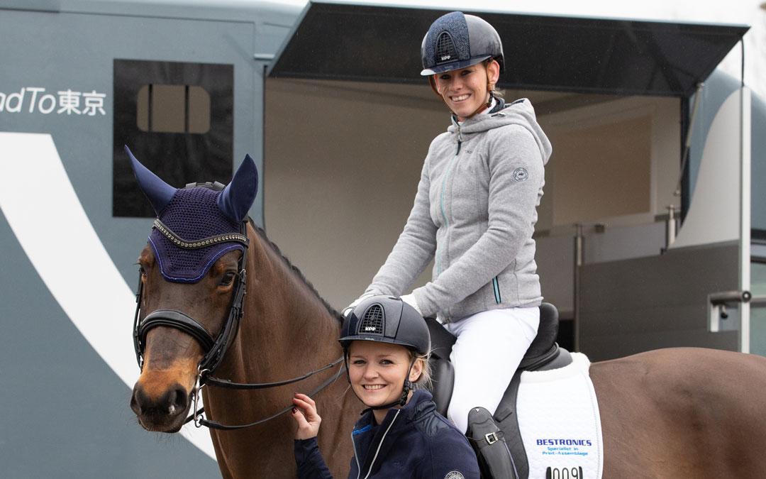 Rixt van der Horst: 'Focus op Olympische Spelen'