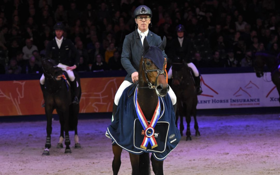 KWPN: Je Suis Equus Tame wint klasse M