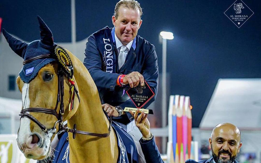 AES geregistreerde Billy Diamo wint €10.220 in Abu Dhabi