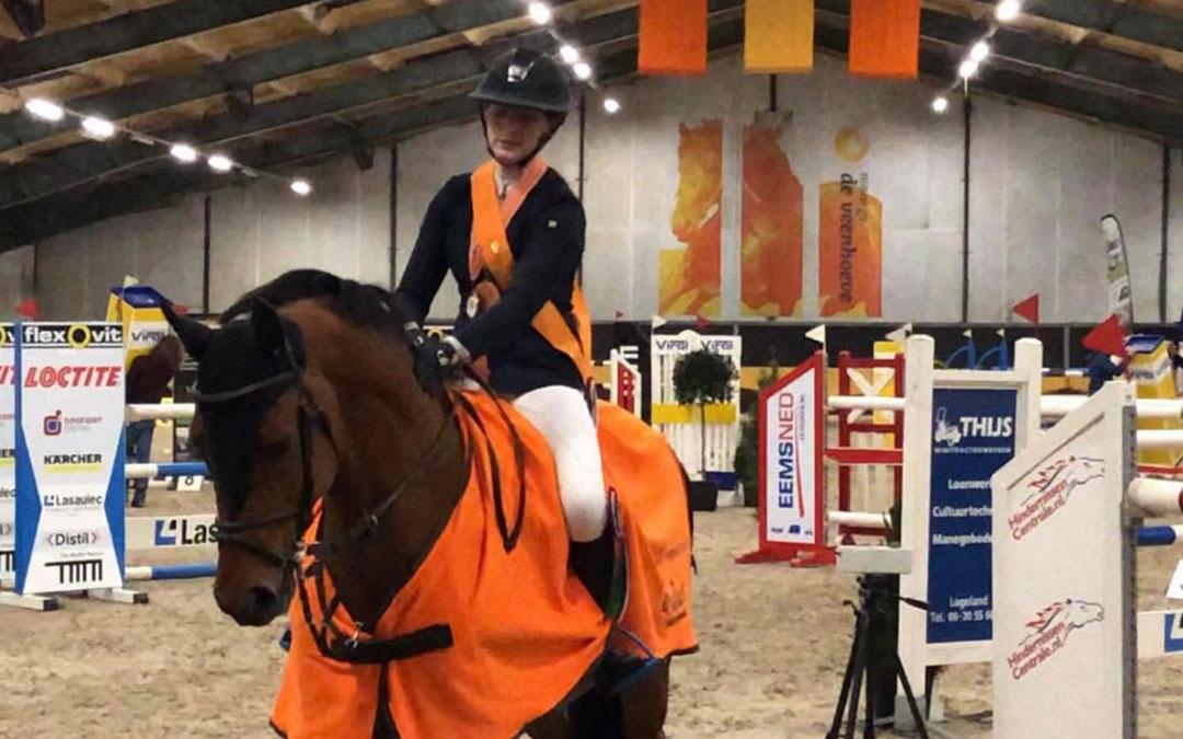 Chantal Windstra pakt eerste Groningse ZZ-titel