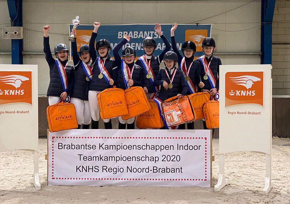 Ponyclub de Toekomst wint teamkampioenschap