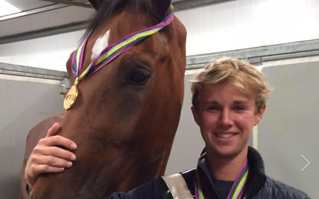 Gilles Thomas wint derde rubriek in Gent