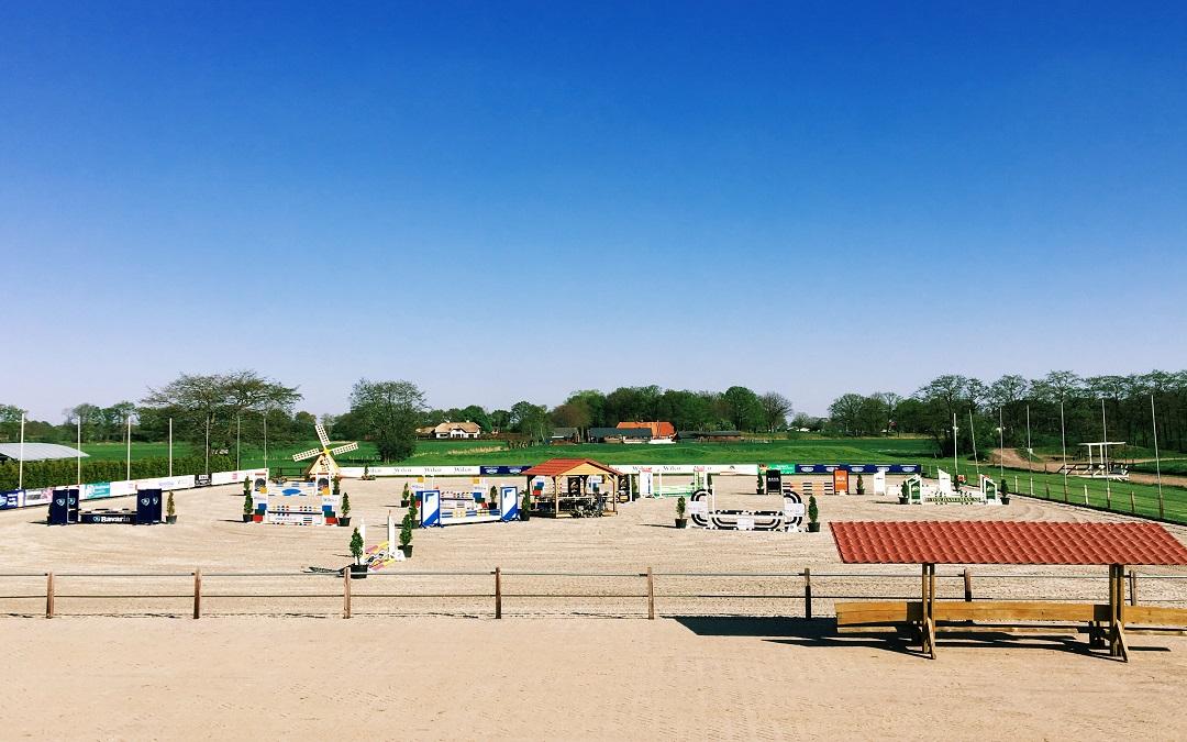 Inschrijving nieuwe competitie jonge eventingpaarden opengesteld