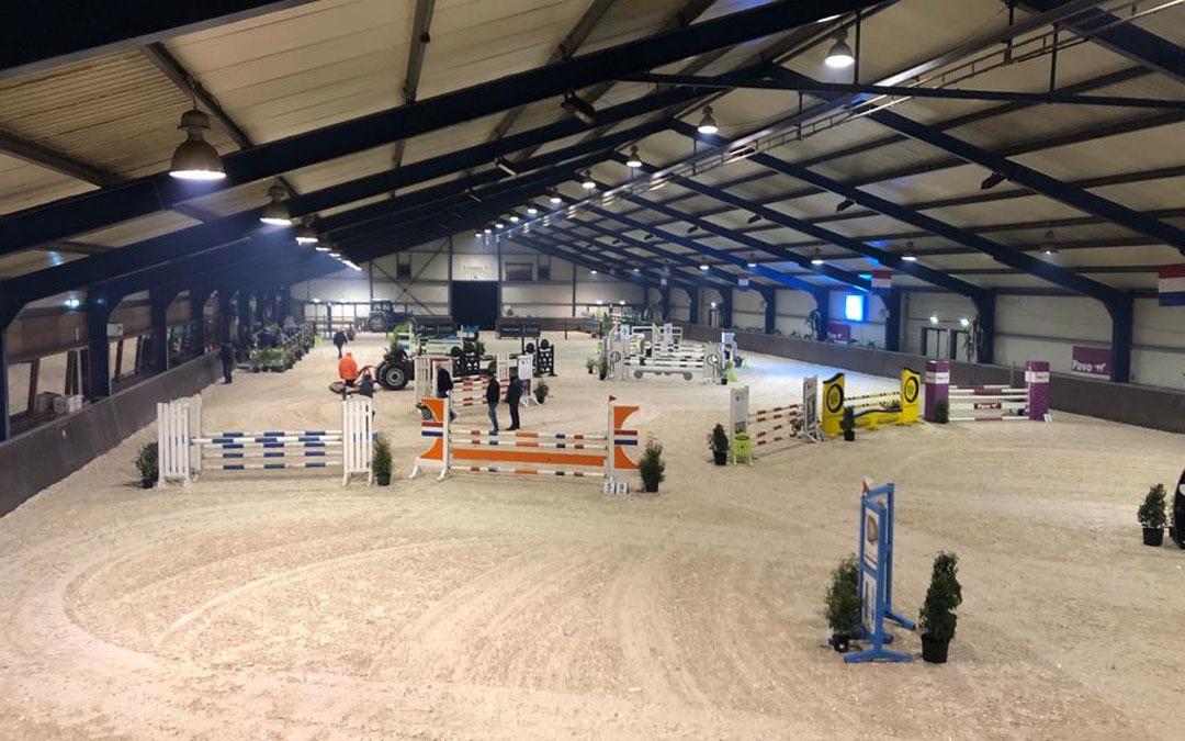 Indoor de Meierij met Wim de Kis Bokaal