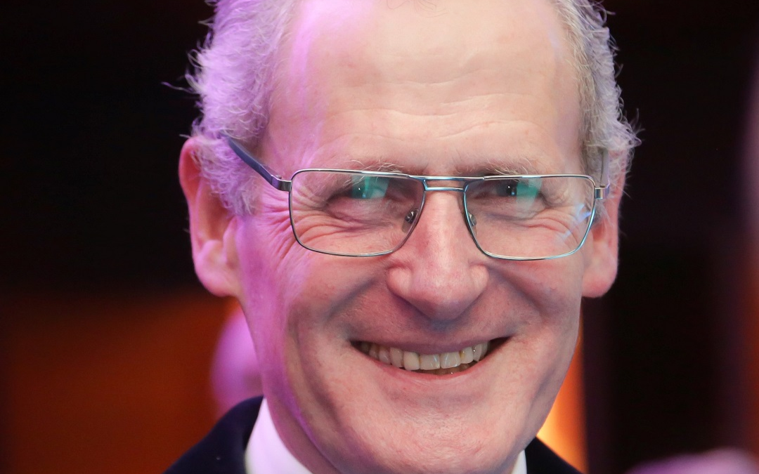 FEI Jumping Director John Roche gaat met pensioen