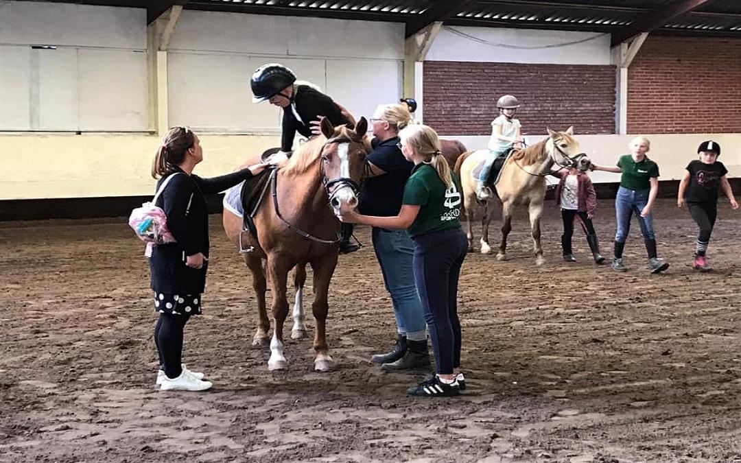 Sectorraad Paarden vraagt om verruiming maatregelen voor paardensport
