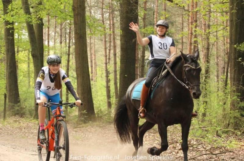 Ride&Run/Bike 17 mei