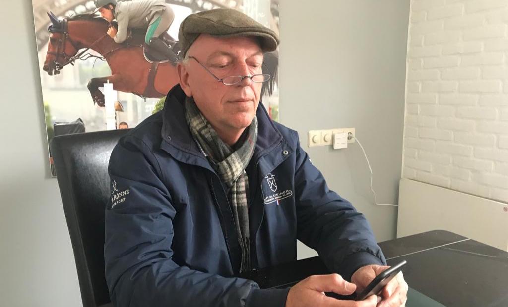 Kees van den Oetelaar: Ik weet het niet, daarom denk ik er niet licht over