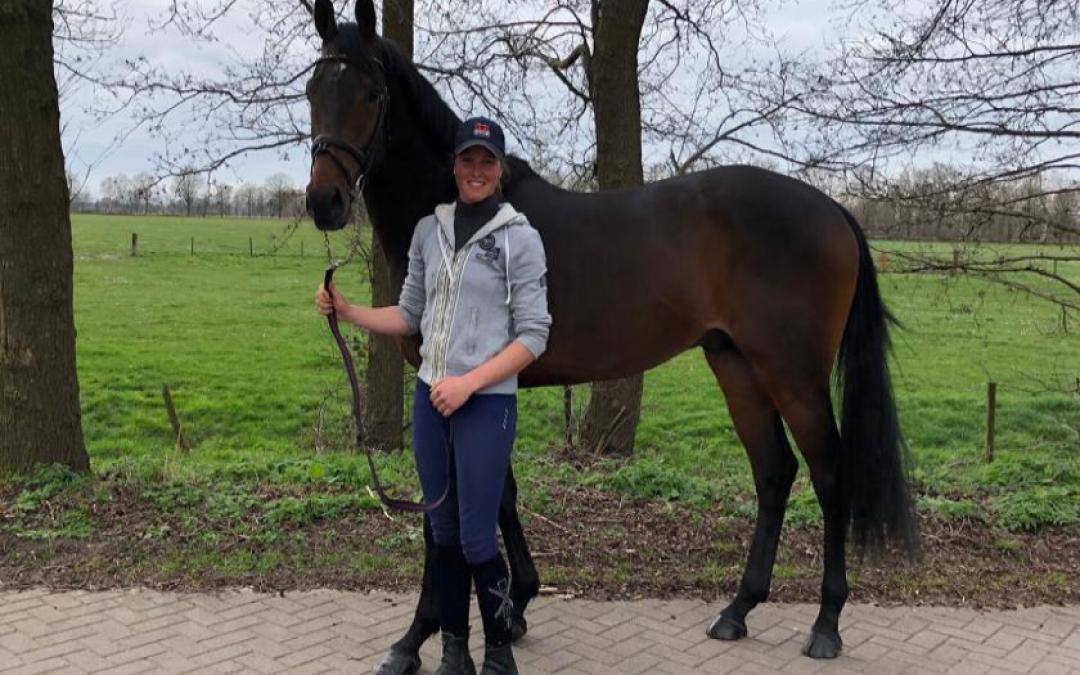 Janneke Boonzaaijer maakt de meeste kans in Varsseveld
