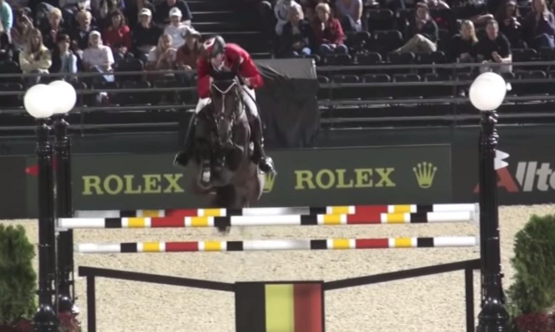 Eric Lamaze: Hickstead was het beste paard ter wereld