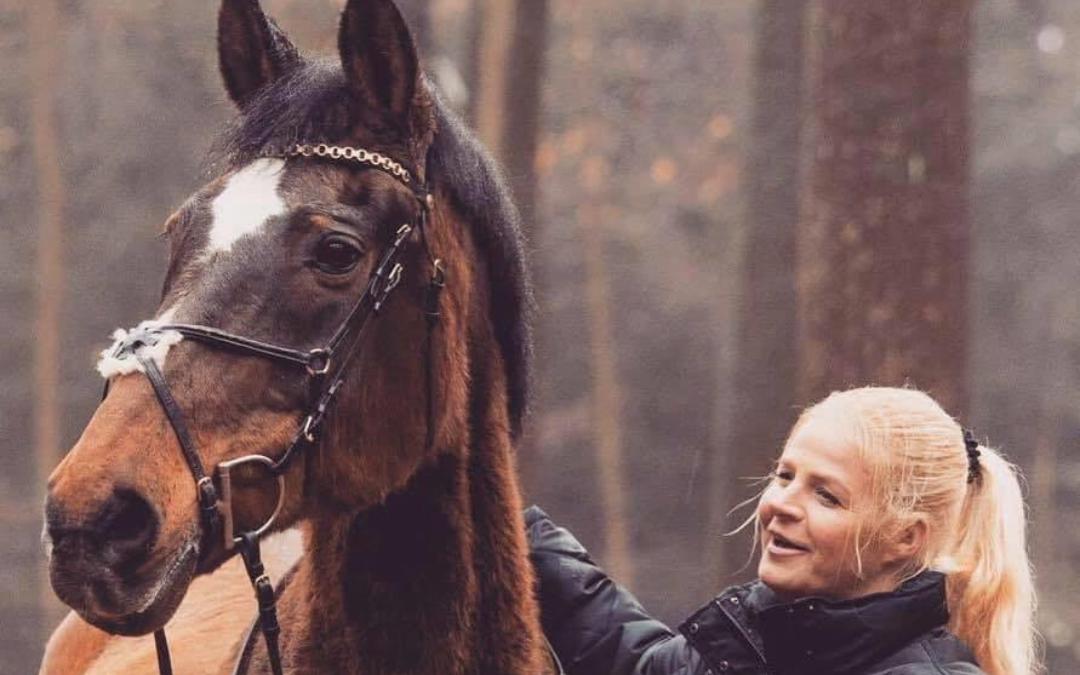 Annemieke van Straaten: 'Ik zit er bovenop, ik laat niet los.'