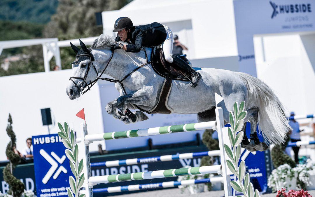 Maikel van der Vleuten wint in Saint-Tropez