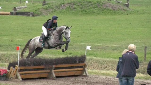 Duizenden mensen keken naar Dutch Eventing Young Horse Trials