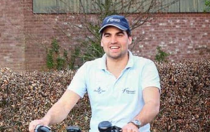 Kristian Houwen wint Grand Prix
