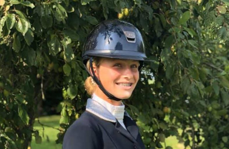 Lara van Nek leidt team naar brons