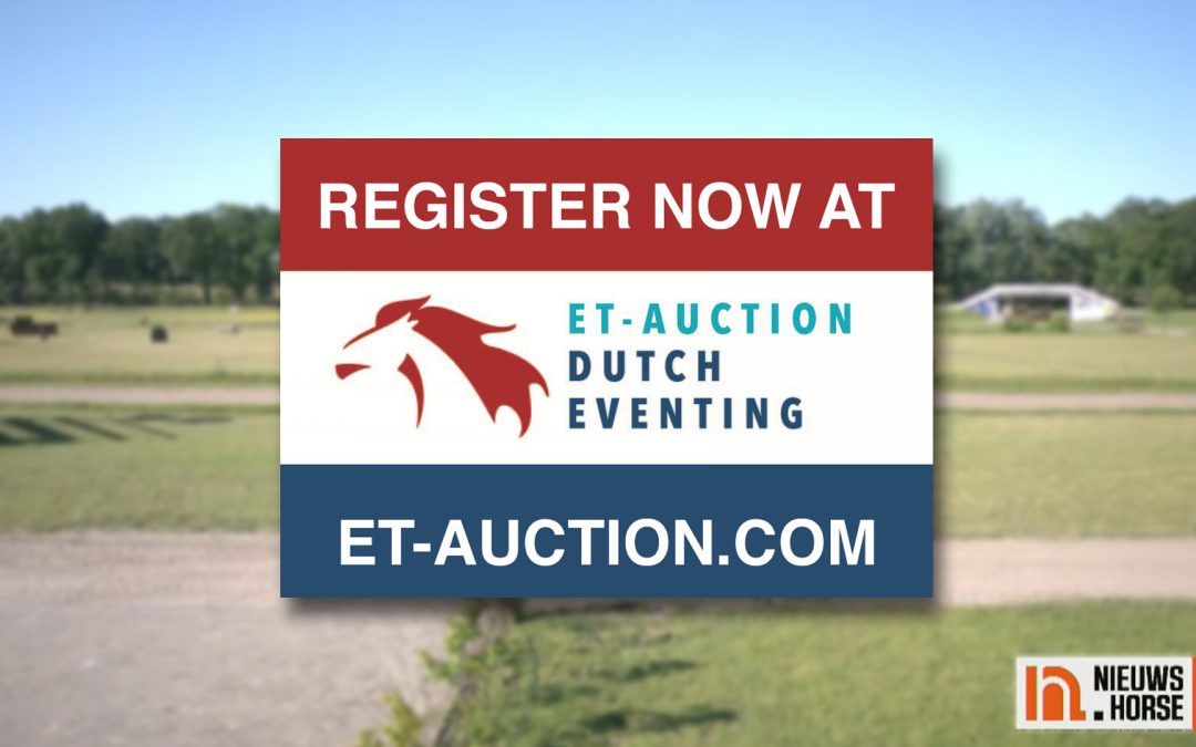 4 Juli LIVE Dutch Eventing Young Horse Trials