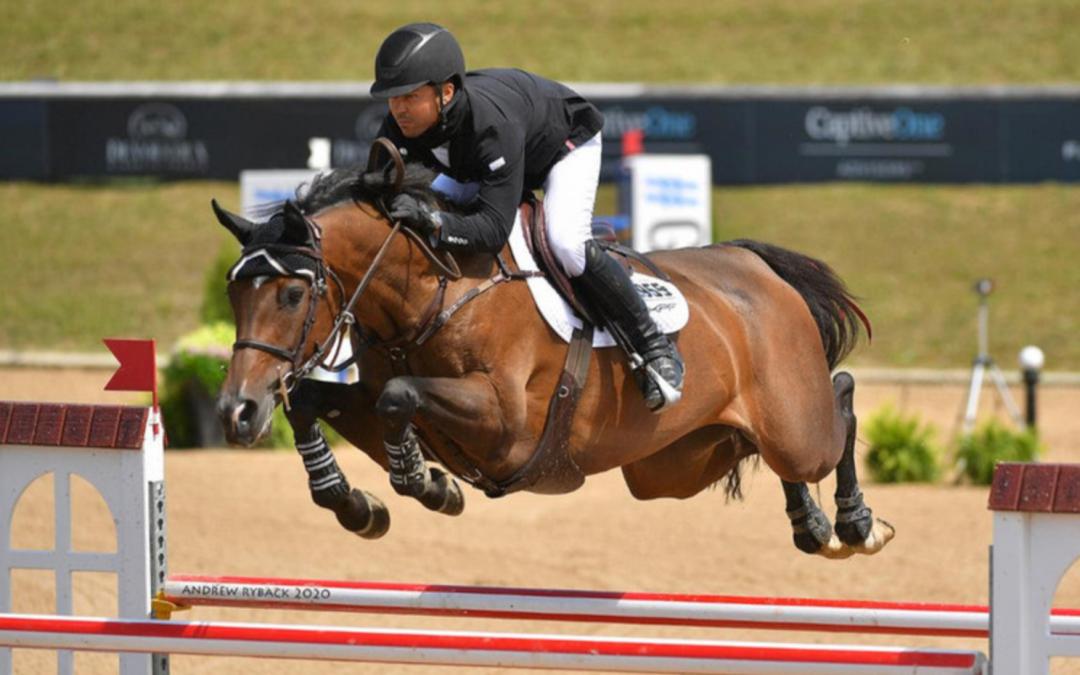 Kent Farrington wint Welcome Stake met racepaard