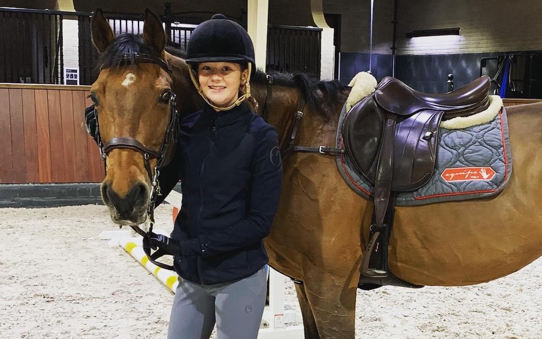 Renee Hazeleger wint tweede proef