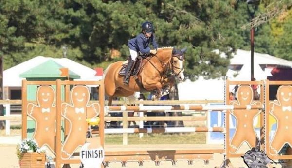 Ponyteam derde, children vierde in FEI Youth Final