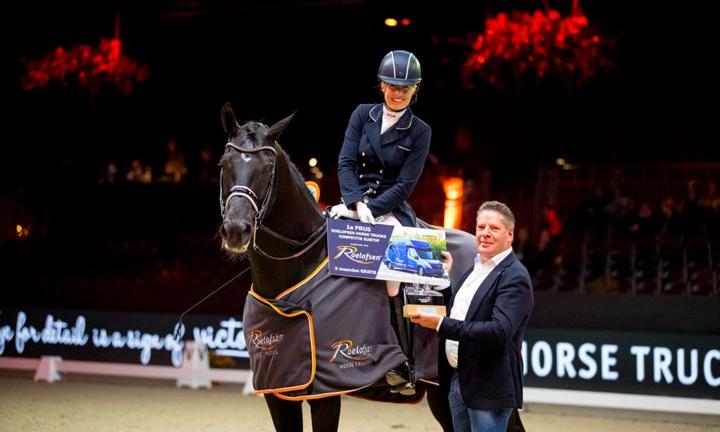 Nieuwe competitie voor Nederlandse dressuurtop