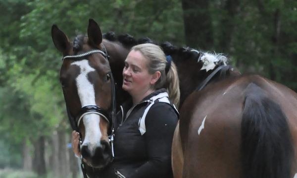 Corien Yspeerd: een paard heeft een leider nodig, niet een vriendje