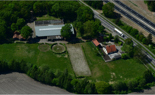 Paardenkliniek De Watermolen verhuist naar Het Rutbeek in  Enschede
