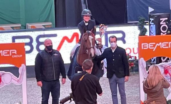 Kim Emmen verslaat de top in Salzburg