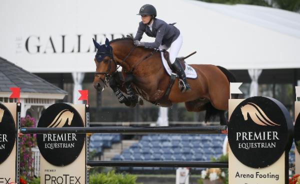 Lillie Keenan wint met Zuid-Limburgs paard