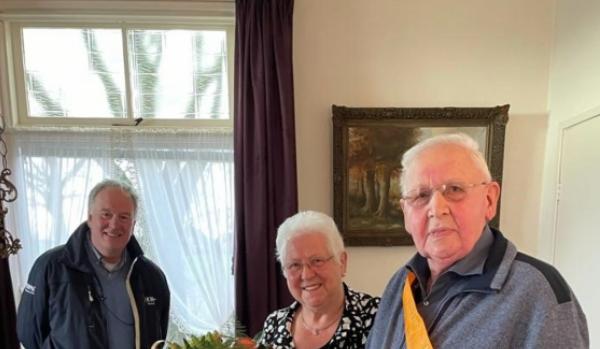 KWPN: Jan Streppel dressuurpaardenfokker van het Jaar