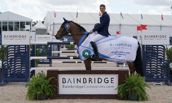 Daniel Deusser wint opmaat naar Grote Prijs
