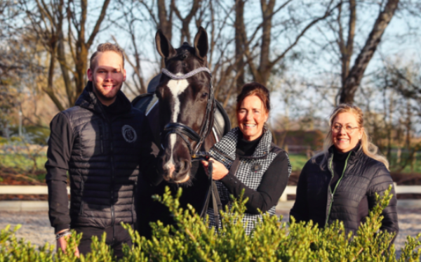 All About Dressage begeleidt dressuurtalenten