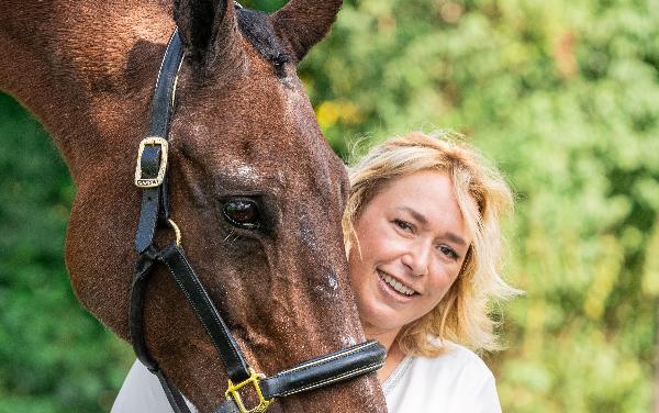 Miranda van Dongen: paarden zijn leuk maar de wereld erachter is best wel walgelijk
