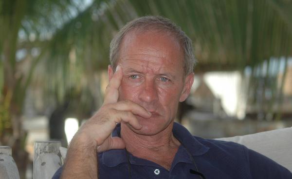 Jeroen Hulsman: 'Als paarden niet goed zijn afgericht,  hebben ze het snel over het rotbeest.'