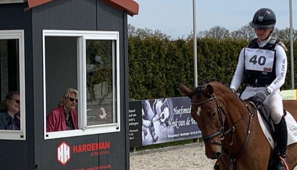 Janneke Boonzaaijer en Merel Blom hoogst gewaardeerd in Renswoude