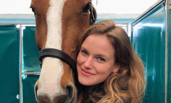 Hyke Voorn: 'Gelukkig kon mijn paard er niks aan doen'