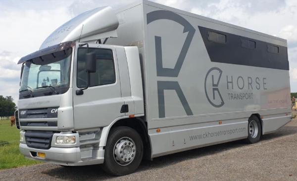 Paarden-taxi.nl biedt uitkomst voor paardenvervoer
