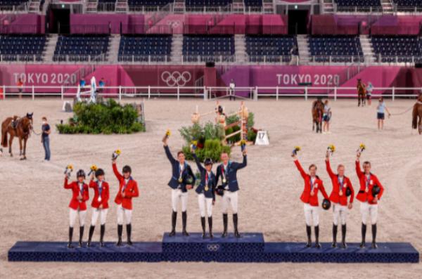 KNHS wil vier ruiters in een Olympisch landenteam