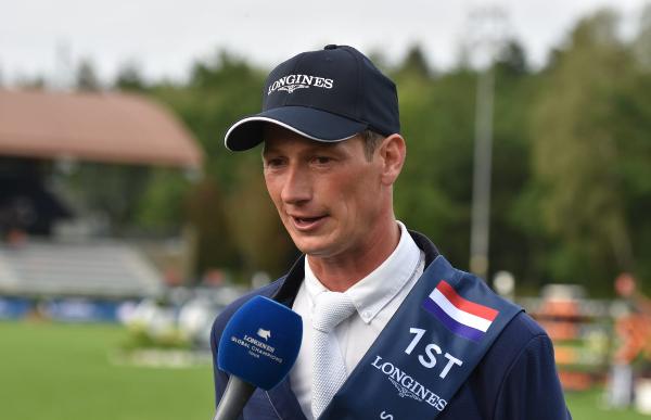 Daniel Deusser pakt Global Grand Prix