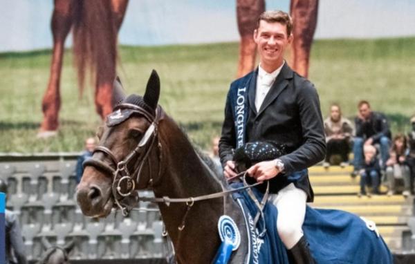 Kevin Jochems wint wereldbekerwedstrijd Oslo